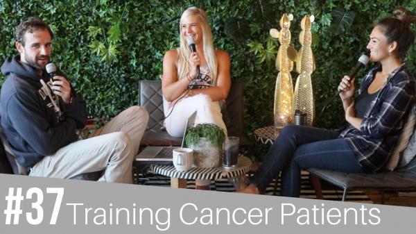 #37 Training Cancer Patients Anja Taljaard